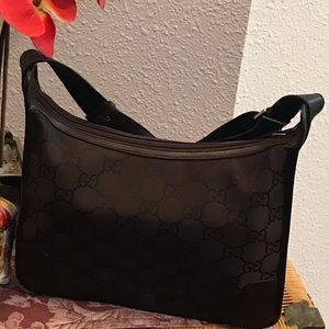 Gucci GG Monogram Handbag